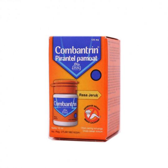 COMBANTRIN JERUK SIRUP 10 ML - GriyaFarmaOnline