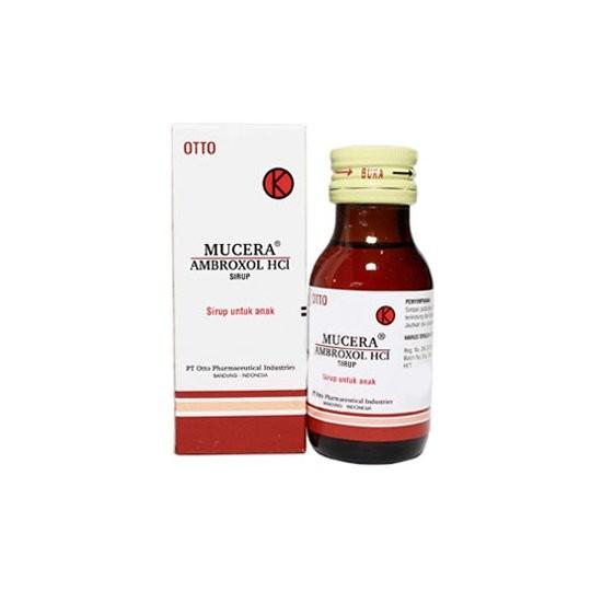 MUCERA SIRUP 60 ML - GriyaFarmaOnline