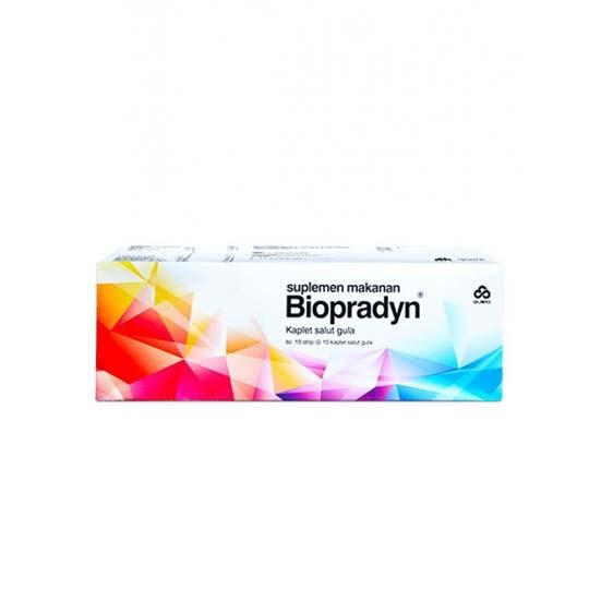 BIOPRADYN 10 KAPLET - GriyaFarmaOnline