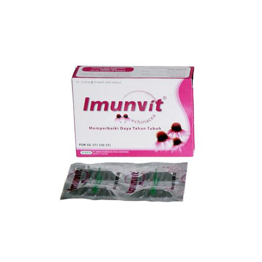 IMUNVIT 4 KAPLET - GriyaFarmaOnline