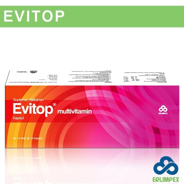 EVITOP TABLET - GriyaFarmaOnline