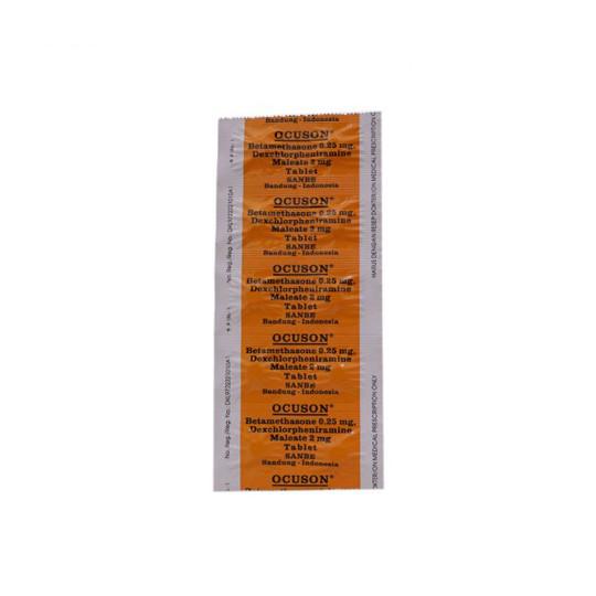 OCUSON 10 TABLET - GriyaFarmaOnline