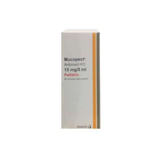 MUCOPECT 15 MG/5 ML SIRUP 60 ML - GriyaFarmaOnline