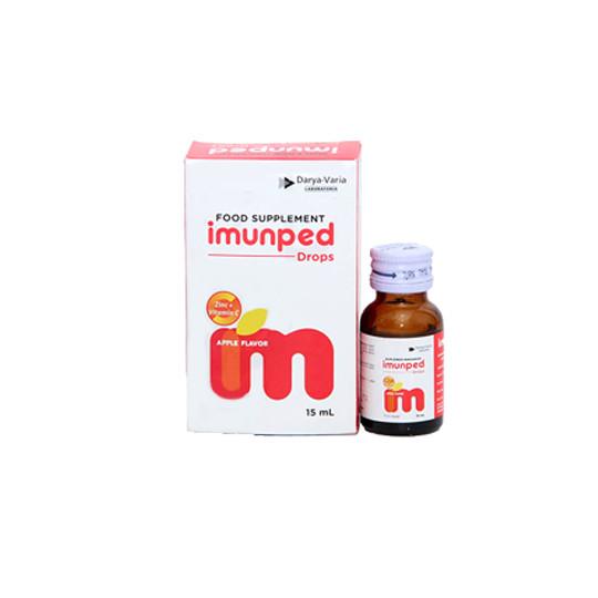 IMUNPED DROPS 15 ML - GriyaFarmaOnline
