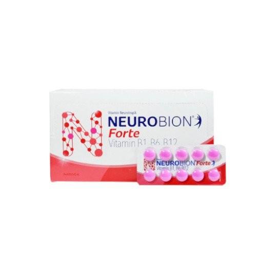 NEUROBION FORTE 10 TABLET - GriyaFarmaOnline
