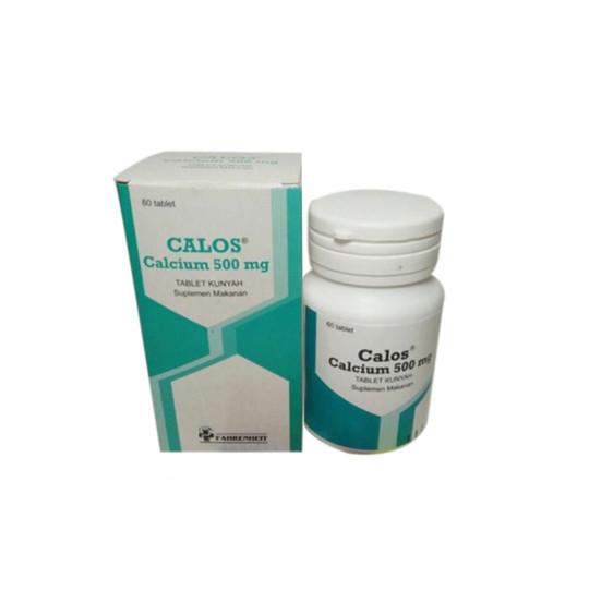 CALOS 60 TABLET - GriyaFarmaOnline
