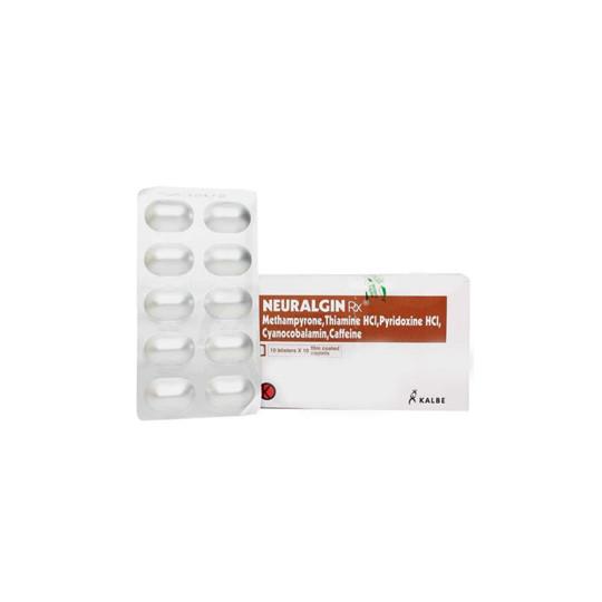 NEURALGIN RX 10 KAPLET - GriyaFarmaOnline