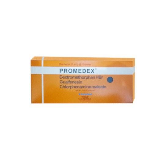 PROMEDEX 10 TABLET - GriyaFarmaOnline