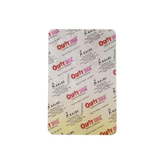 OSFIT DHA 10 KAPSUL - GriyaFarmaOnline