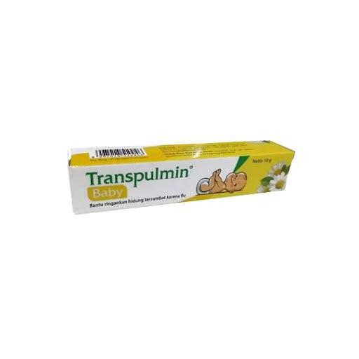 TRANSPULMIN BABY BALSAM 10 G - GriyaFarmaOnline