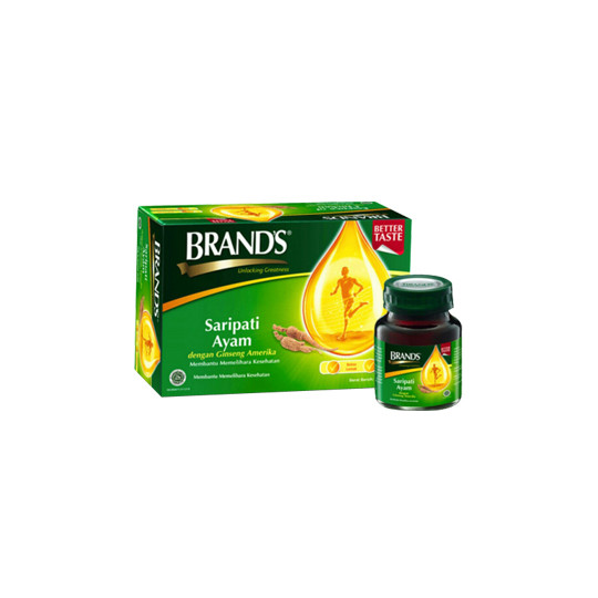 BRAND S PATI + GINSENG 70 G - GriyaFarmaOnline