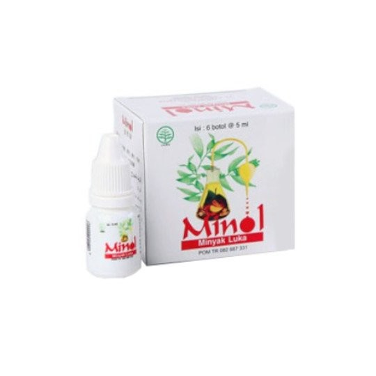 MINOL 5 ML - GriyaFarmaOnline