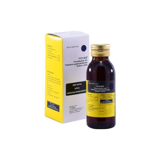PROME SIRUP 100 ML - GriyaFarmaOnline