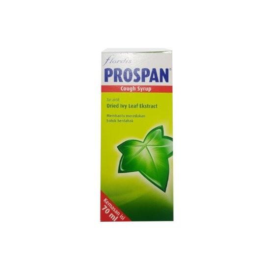 PROSPAN SIRUP 70 ML - GriyaFarmaOnline