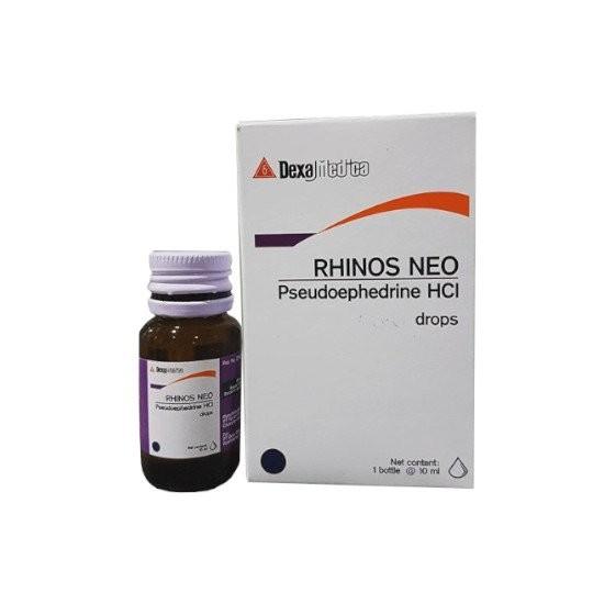 RHINOS NEO DROPS 10 ML - GriyaFarmaOnline