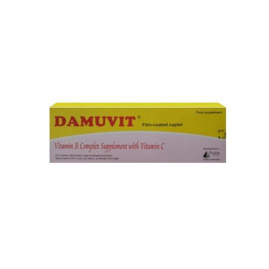 DAMUVIT 10 KAPLET - GriyaFarmaOnline