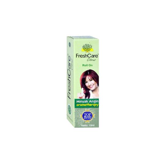 FRESHCARE ROLL ON MINYAK ANGIN CITRUS 10 ML - GriyaFarmaOnline