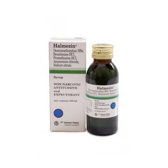 HALMEZIN SIRUP 100 ML - GriyaFarmaOnline