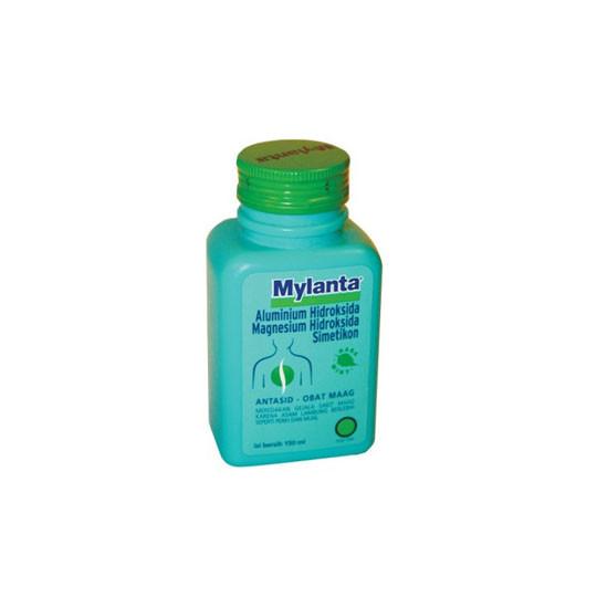 MYLANTA SIRUP 150 ML - GriyaFarmaOnline