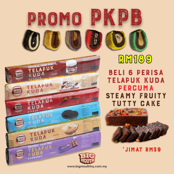 PROMO PKPB TELAPUK KUDA - Big Mouth HQ