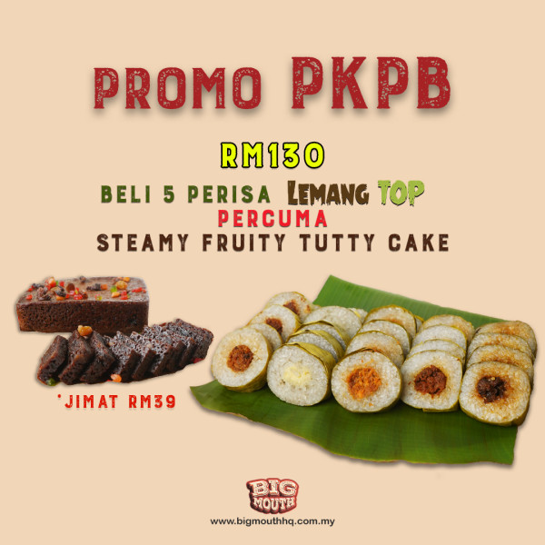 PROMO PKPB LEMANG TOP - Big Mouth HQ