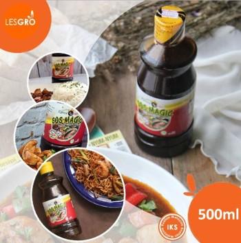 Sambal Bilis Belimbing Hitam Kg. Awah (350g) - Rahsia Quali - Lesgro