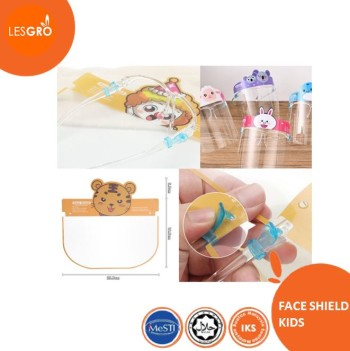 Face Shield Kids (Spec)  - KRTB Mart