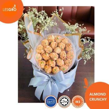 Almond Crunchy - (Best seller)  KRTB MART