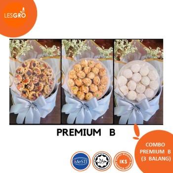 Combo Premium Raya  -       3 BALANG
