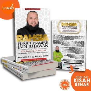 Rahsia Pengutip Sampah Jadi Jutawan - Mohamad Azlan Al Amin