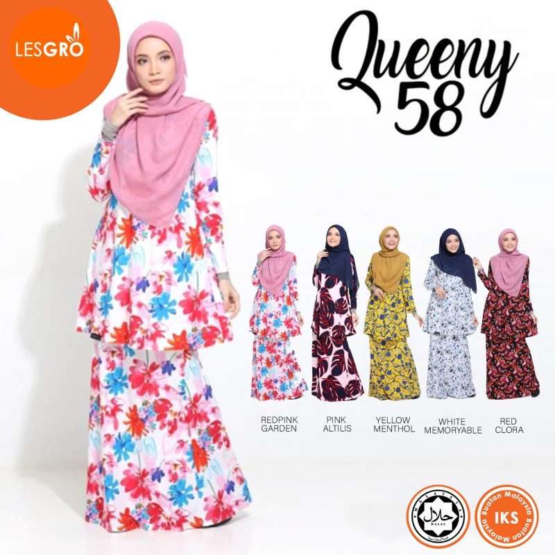 Queeny 58 (White Memoryable) - Sabella