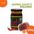 Sambal Salby's Volcano (200g) - Salbys Kitchen - Lesgro
