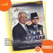 Antara 2 Zaman | PROFIL & AGENDA | Najib dan Tun Razak | - Rahman A. Nor, Hussin Nasir & S. Asrahizam A. Shukor - Lesgro