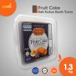 Kek Kukus Buah (1.3kg) - Tuzra - Lesgro