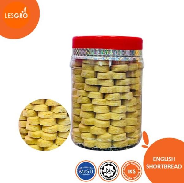 CRC -  English Shortbread - Lesgro