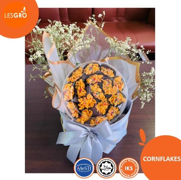 Crunchy Cornflakes - KRTB MART  - Lesgro