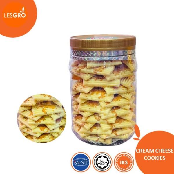 CRC - Cream Cheese Cookies - Lesgro