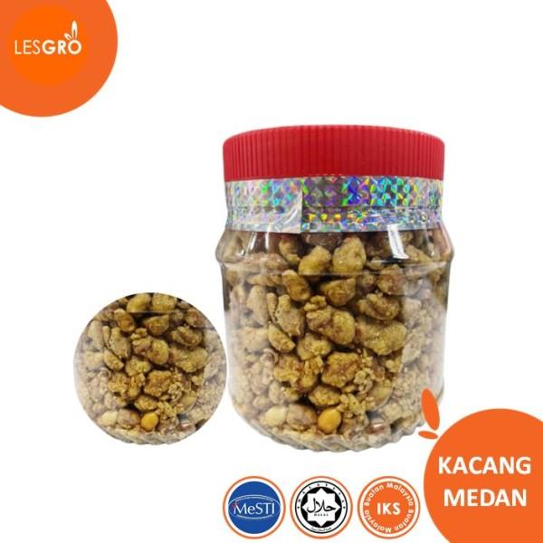 Kacang Medan Raya - Lesgro