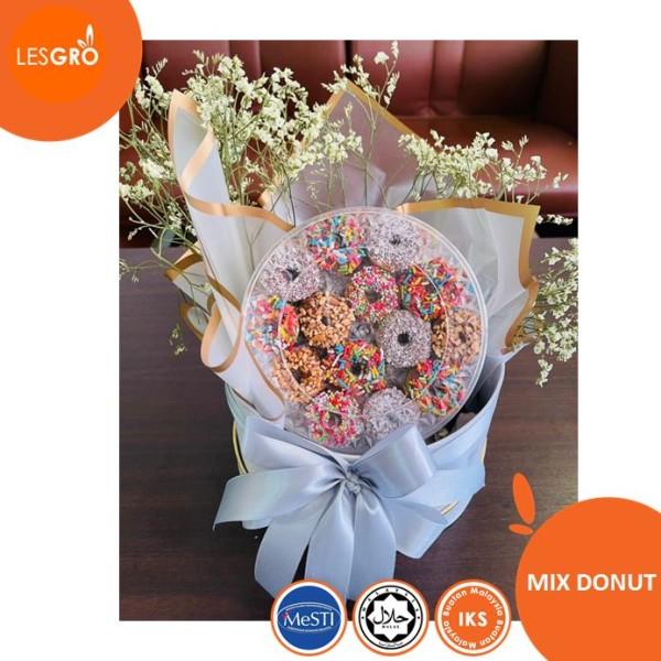 Mix Donut - KRTB MART  - Lesgro