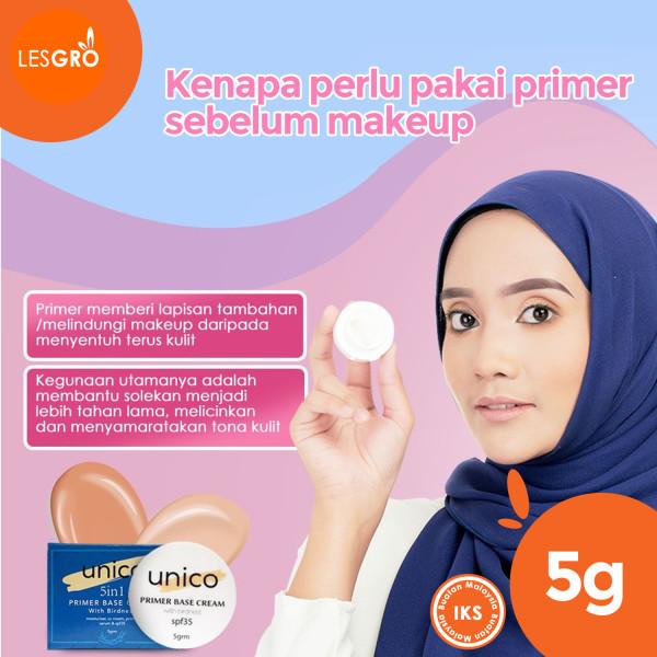 Primer Base Cream (5g) - Unico - Lesgro