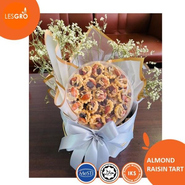 Almond Raisin Tart - (Best seller)   KRTB MART - Lesgro