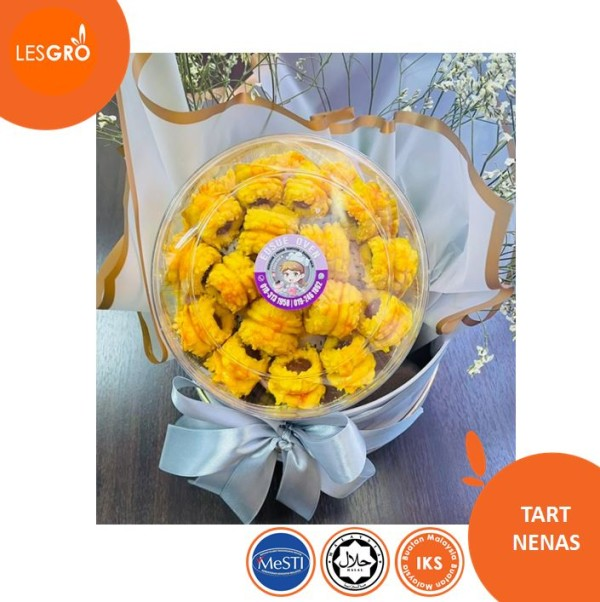 Tart Nenas - Edsue Oven  - Lesgro