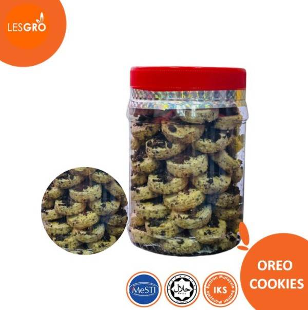 CRC - Oreo Cookies - Lesgro