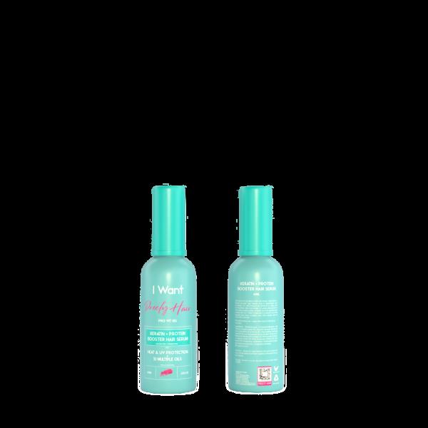 Preety Hair Keratin + Protein Booster Hair Serum - Singapore - Preety Enterprise