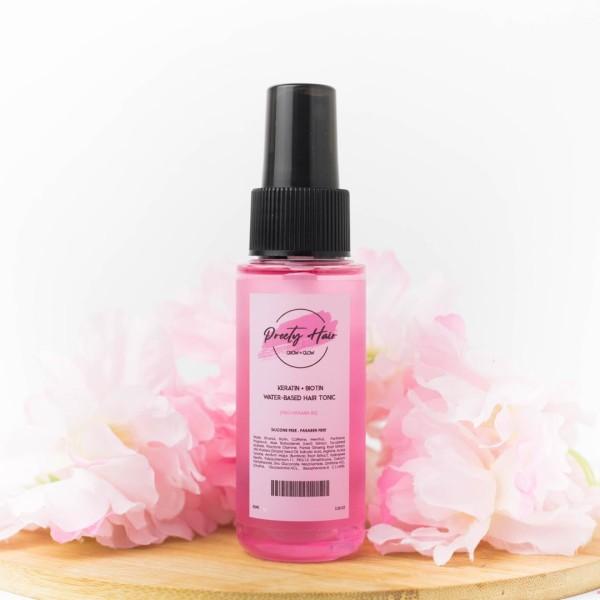 Keratin + Biotin Water-Based Hair Tonic Semenanjung Malaysia - Preety Enterprise