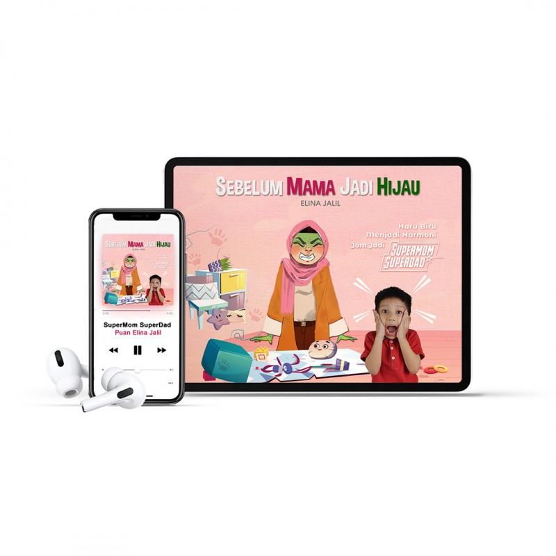 Digital Pack - Sebelum Mama Jadi Hijau
