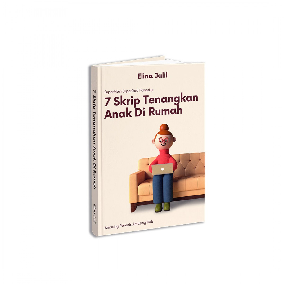 7 Skrip Tenangkan Anak di Rumah - MGOS.shop