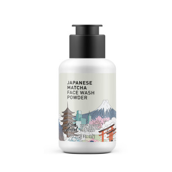 Kun Anta! Japanese Matcha Face Wash Powder