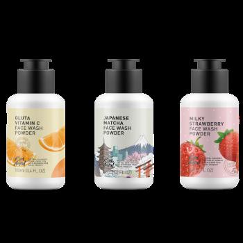 Kun Anta! Face Wash Powder Trio Pack