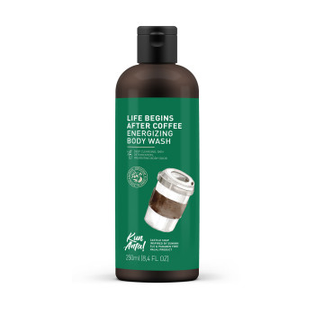 Kun Anta! Life Begins After Coffee Body Wash (250ml)